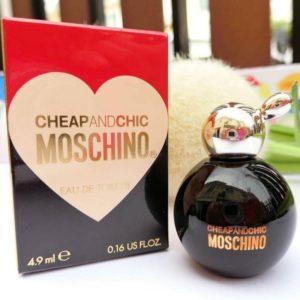 น้ำหอมทดลอง Moschino Cheap and Chic