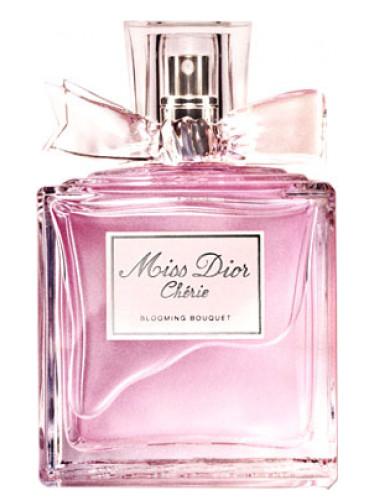 รีวิวน้ำหอม Christian Dior Miss Dior Cherie Blooming Bouquet EDT