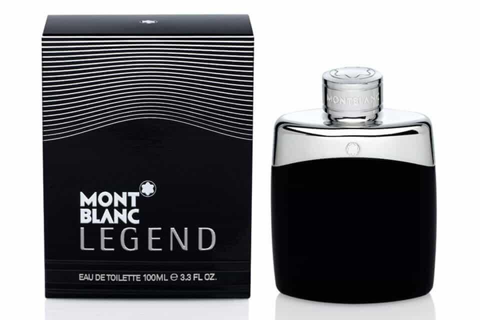 น้ำหอมสำหรับผู้ชาย Mont Blanc Legend for men EDT