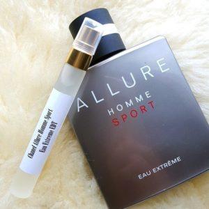 น้ำหอมแบ่งขาย Chanel Allure Homme Sport Eau Extreme EDP